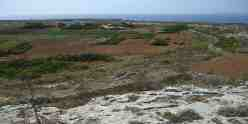 Bahrija, Malta - crater outer rim. Is it an impact crater, a crater basin, depression or an EU crater?
