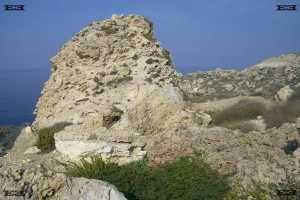 qolla icke near the birth of rock area on malta
