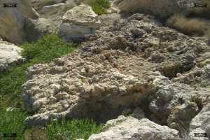 the birth of rock minerals out of blue clay malta