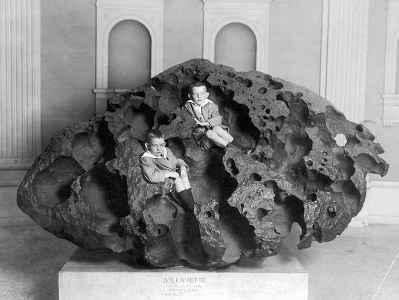 willamette meteorite amnh meteor