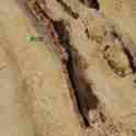 cristallo rock nero rosso quarzo due strati vista malta spiaggia
