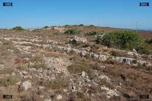 bingemma fort malta fulgurites maltas limestone heritage park