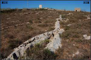 globigerina lower upper coralline limestone deposits maltese malta electrical discharges