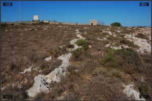 upper coralline limestone deposits maltese malta electrical discharges electic universe