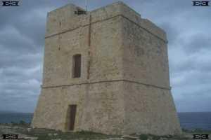 St Marks Qalet Marku Tower de Redin Qrejten Point Knights of Malta